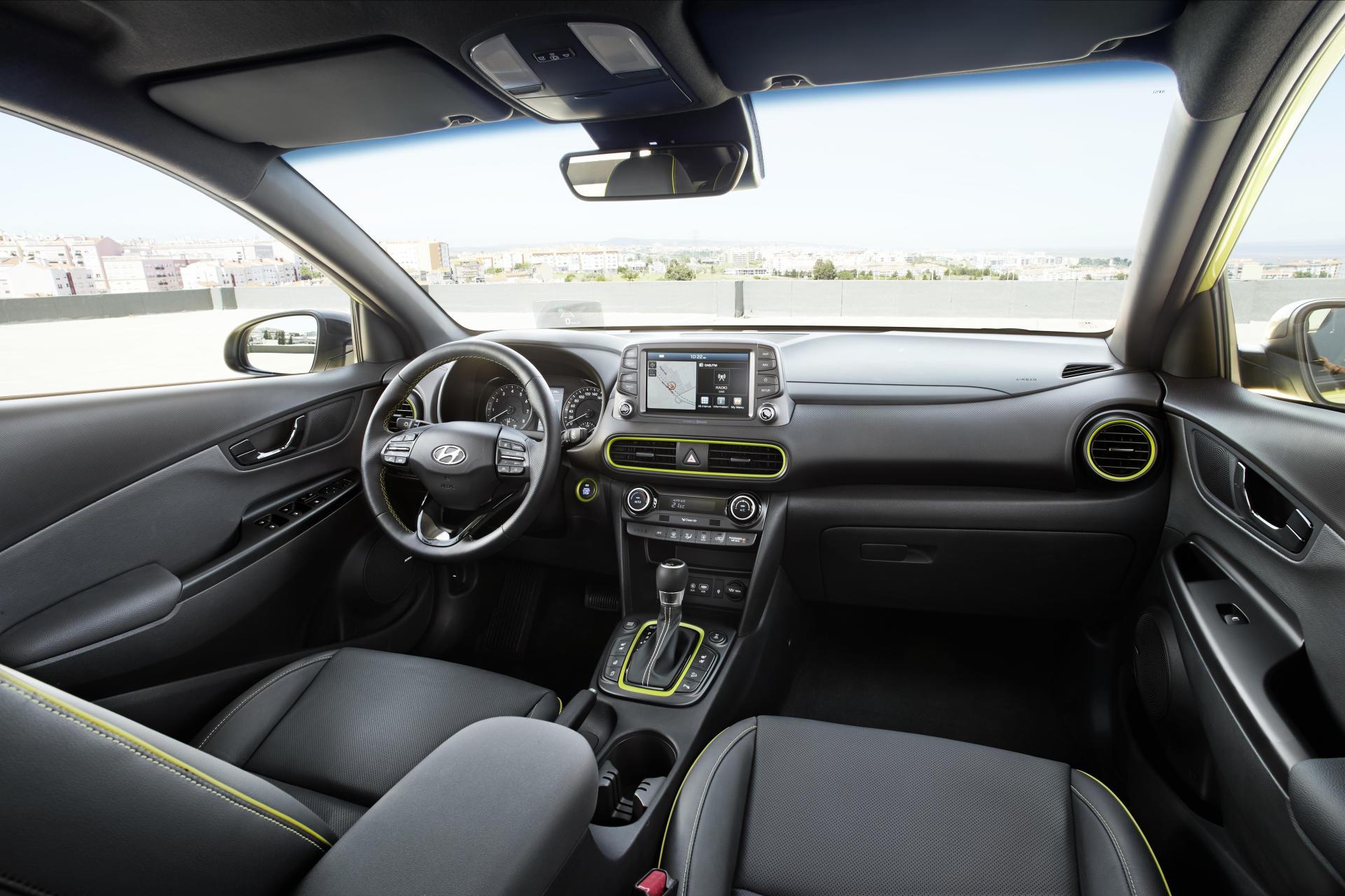Hyundai Kona: precios, prueba, ficha técnica, fotos y noticias ...