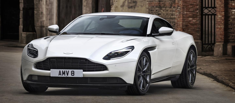 Aston Martin Db V