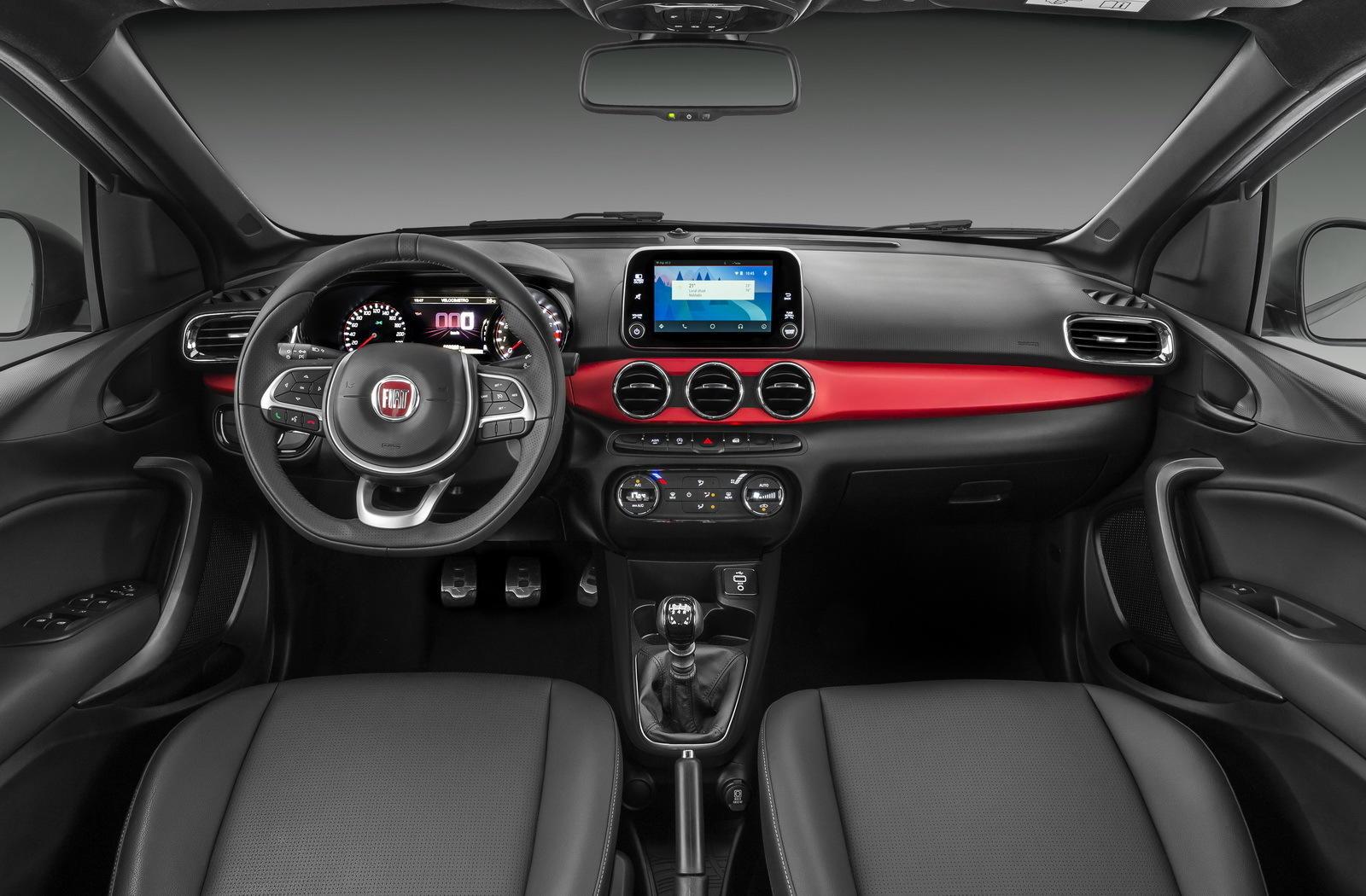 Fiat Argo: todo lo que debes saber sobre el sucesor del Fiat Punto en Sudamérica - Diariomotor