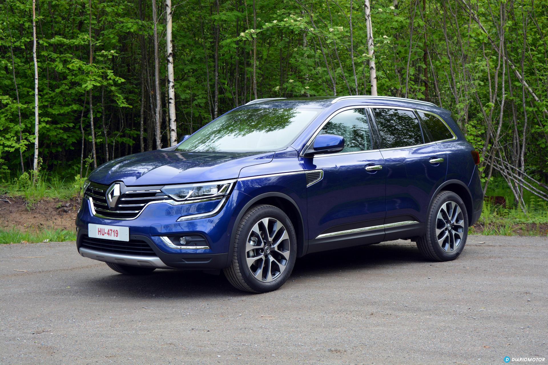 Primera prueba del Renault Koleos 2018: un SUV con aroma ...