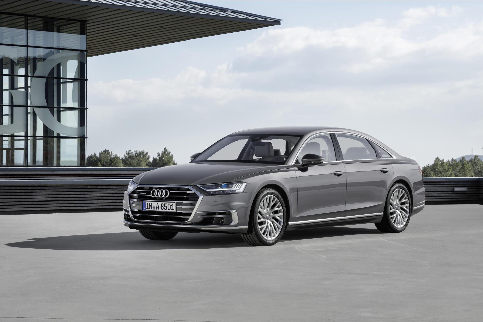 Audi A8 Pricing