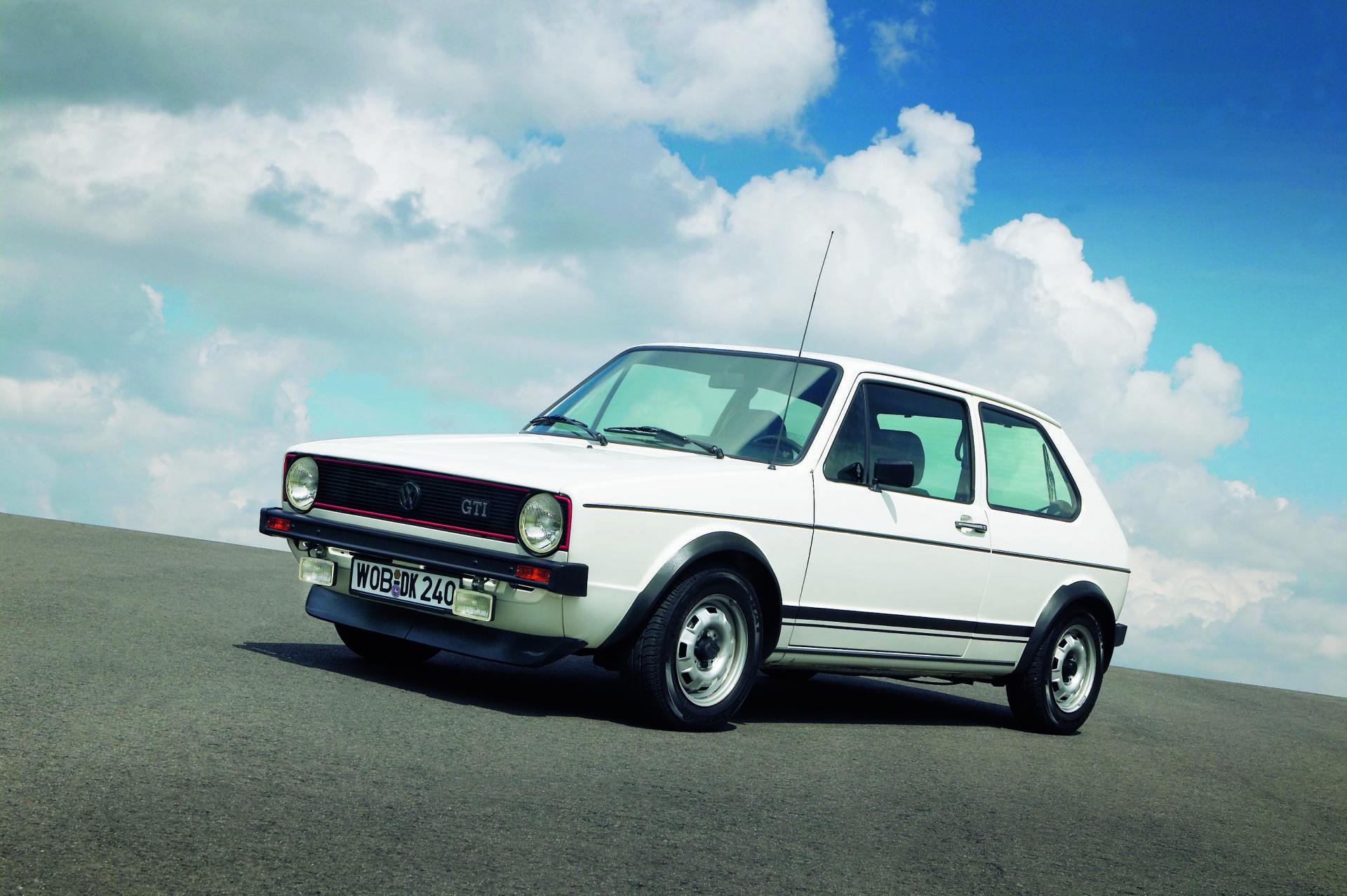 Por Que El Primer Volkswagen Golf Gti 1976 Fue Tan Importante Diariomotor