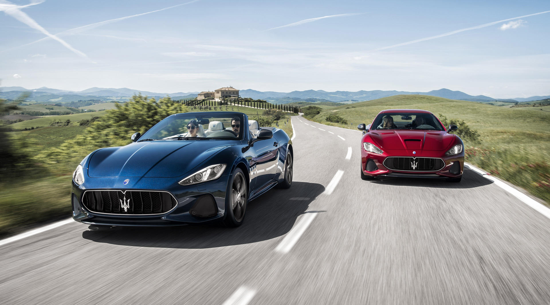 maserati - coches, precios y noticias de la marca | diariomotor