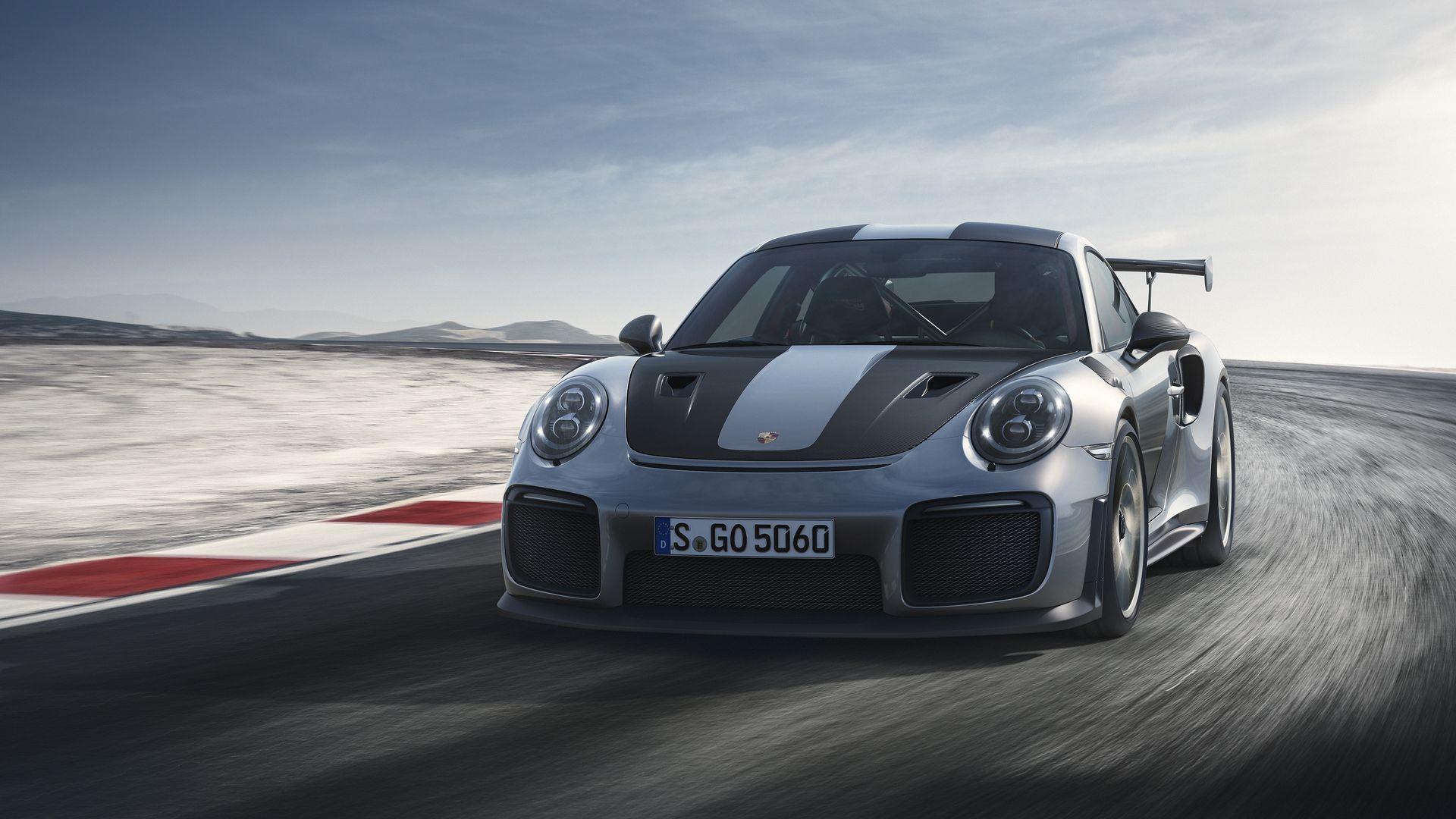 ¿Cuánto cuesta el Porsche 911 GT2 RS? ¡Ya sabemos el precio del 911 más potente!