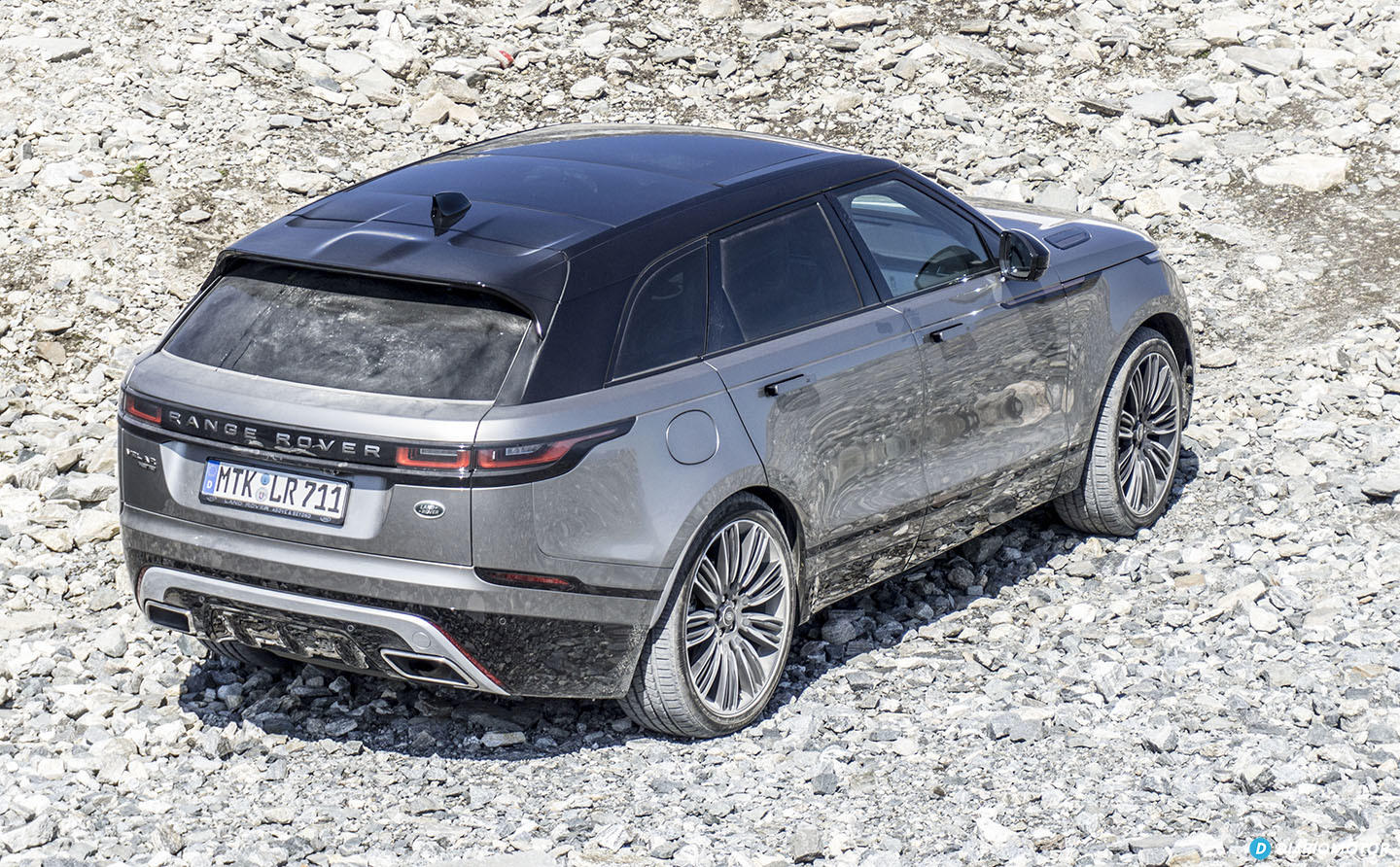 range rover velar a prueba land rover toca y el resto de fabricantes tendr n que empezar a. Black Bedroom Furniture Sets. Home Design Ideas