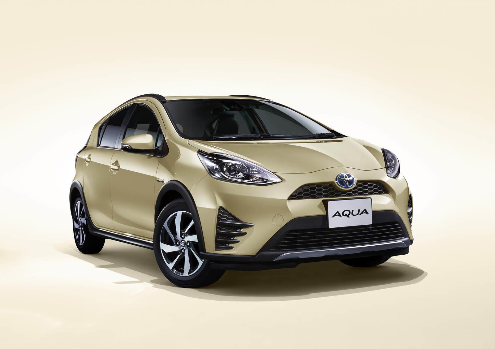 ¿Por qué el Toyota Prius C quiere parecerse a un SUV? La fiebre SUV ataca de nuevo