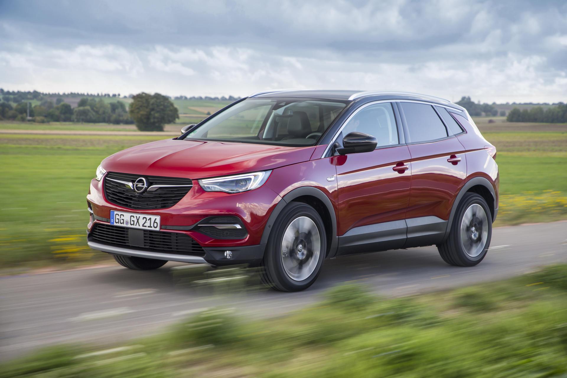 Opel Grandland X Precios Noticias Prueba Ficha T 233 Cnica