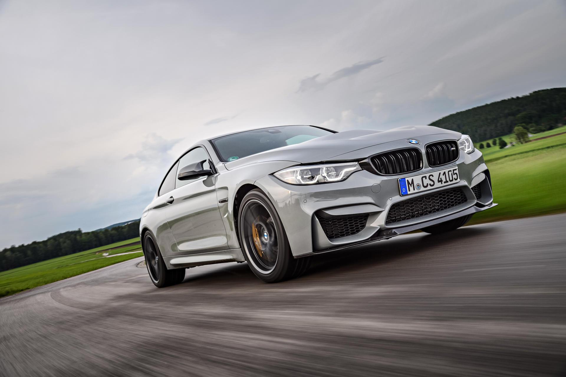 BMW M4 CS: ya sabemos cuanto cuesta… y es más caro que un Porsche 911 Carrera S