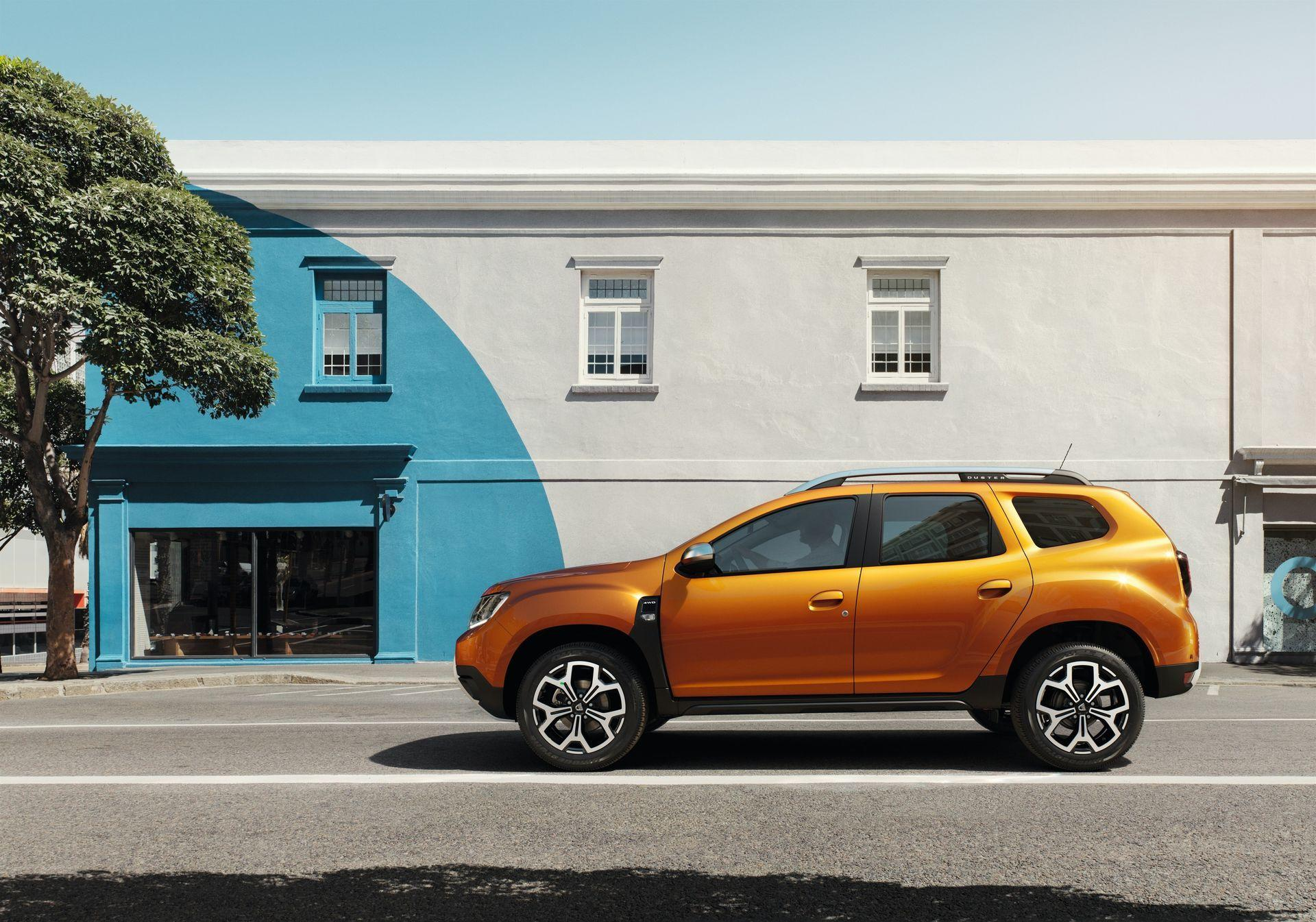 dacia duster precios prueba ficha t cnica fotos y. Black Bedroom Furniture Sets. Home Design Ideas