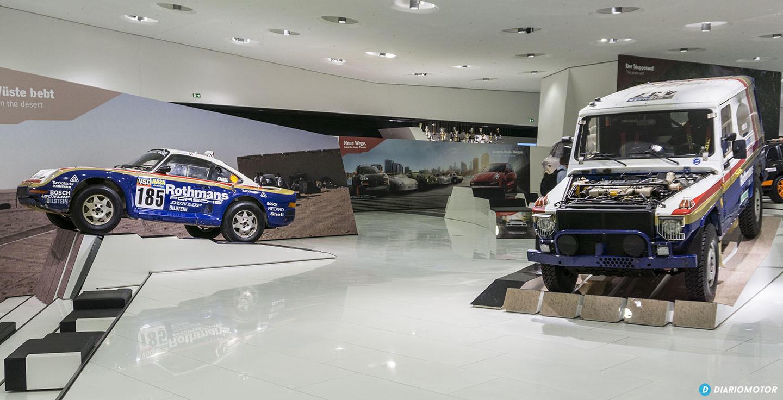 La curiosa historia del Mercedes Clase G que contribuyó a que el Porsche 959 ganara el Rally París-Dakar