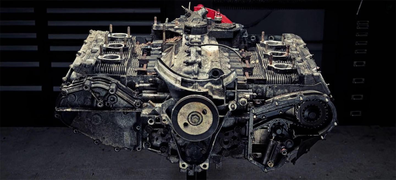 Hipnotizante: cualquier momento es bueno para volver a ver la disección del bóxer de seis cilindros de un Porsche 911 (vídeo)