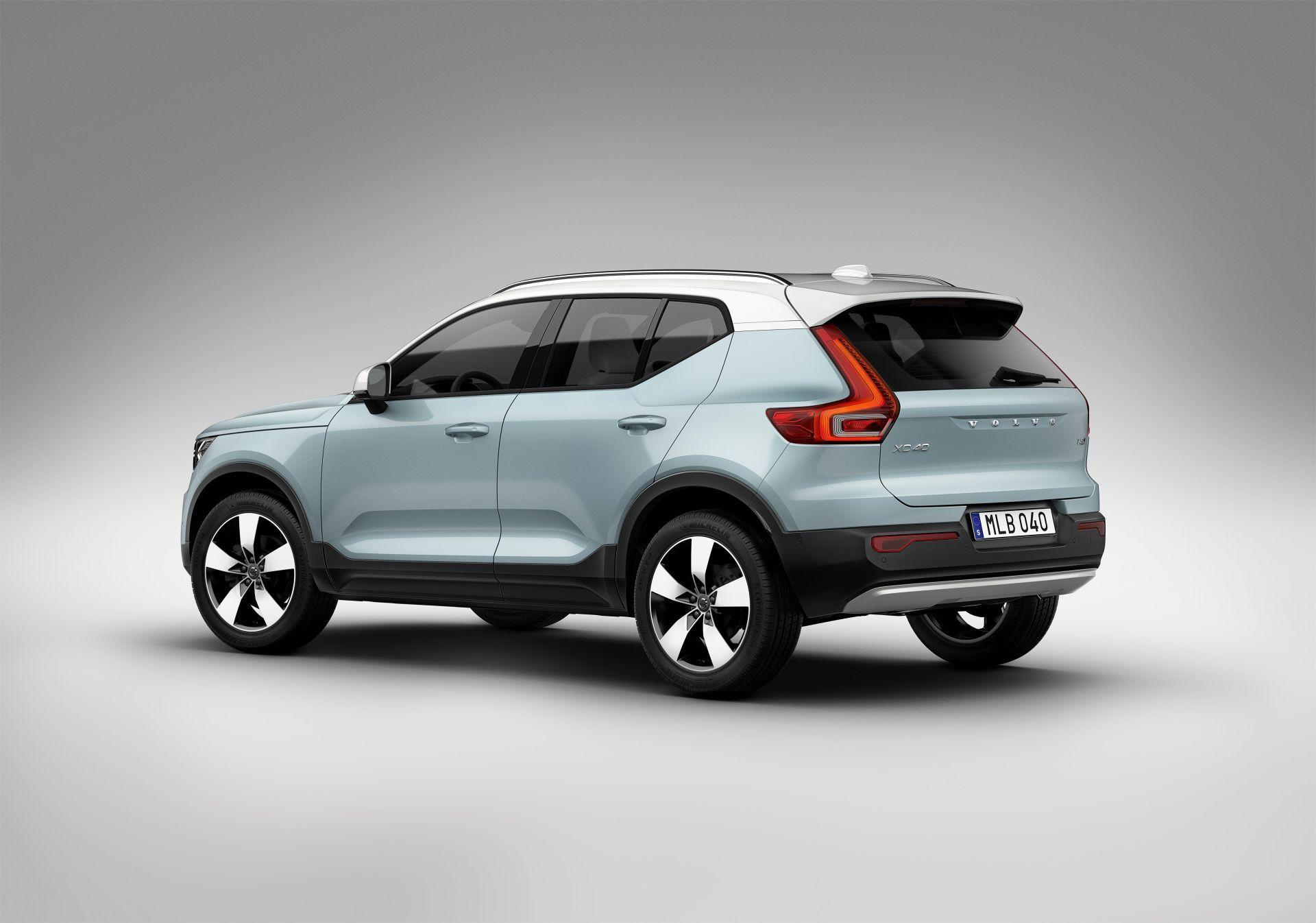 volvo xc40 precios prueba ficha t cnica fotos y noticias diariomotor. Black Bedroom Furniture Sets. Home Design Ideas
