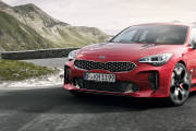 Gallería fotos de Kia Stinger