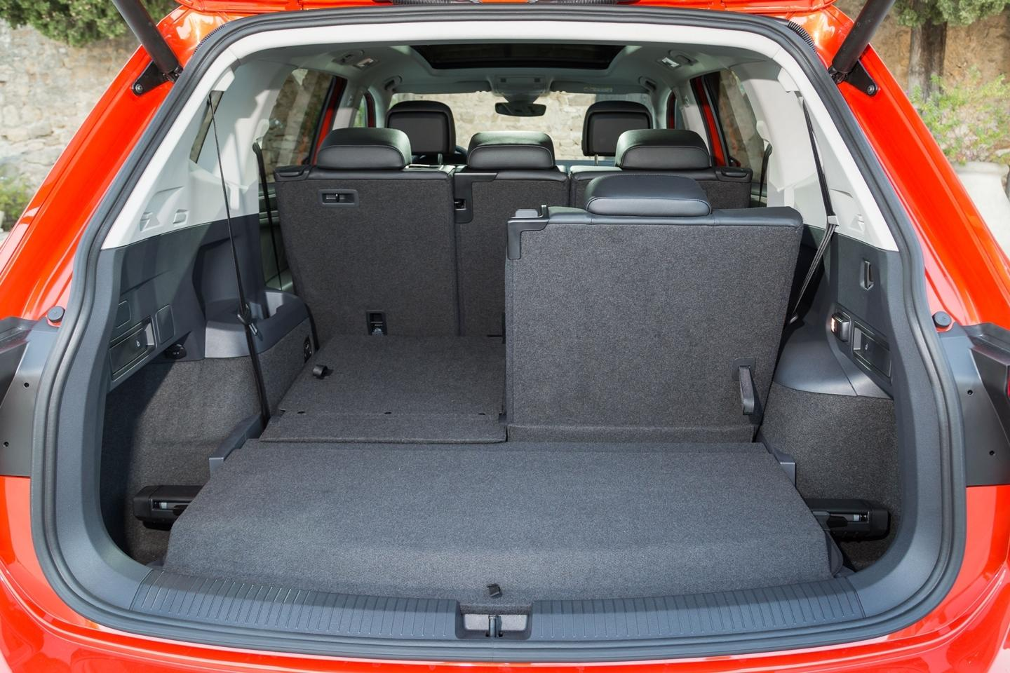 probamos el volkswagen tiguan allspace 5 claves para. Black Bedroom Furniture Sets. Home Design Ideas