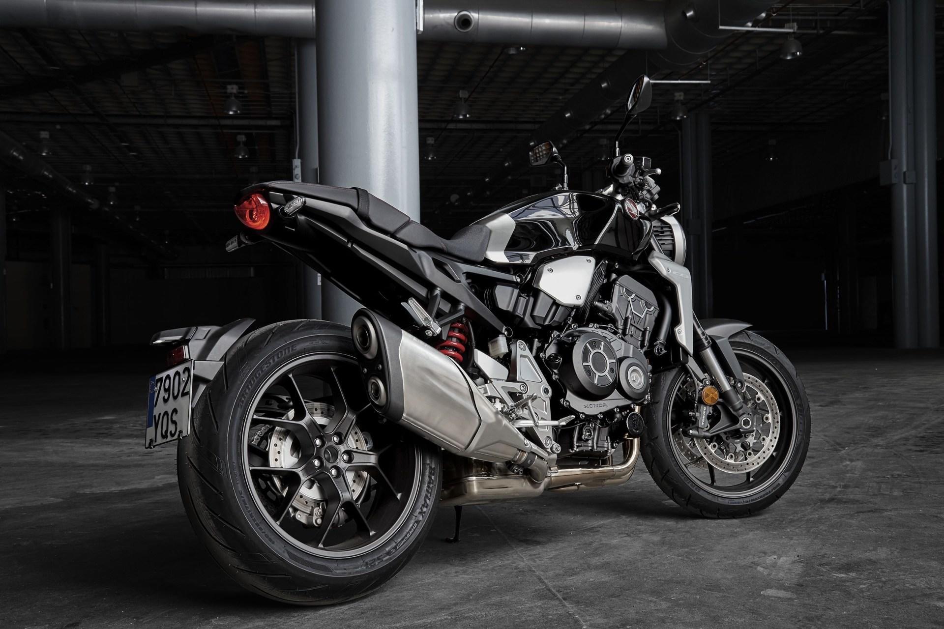 Nueva Honda CB1000R, todos los detalles: inspiración cafe racer ...
