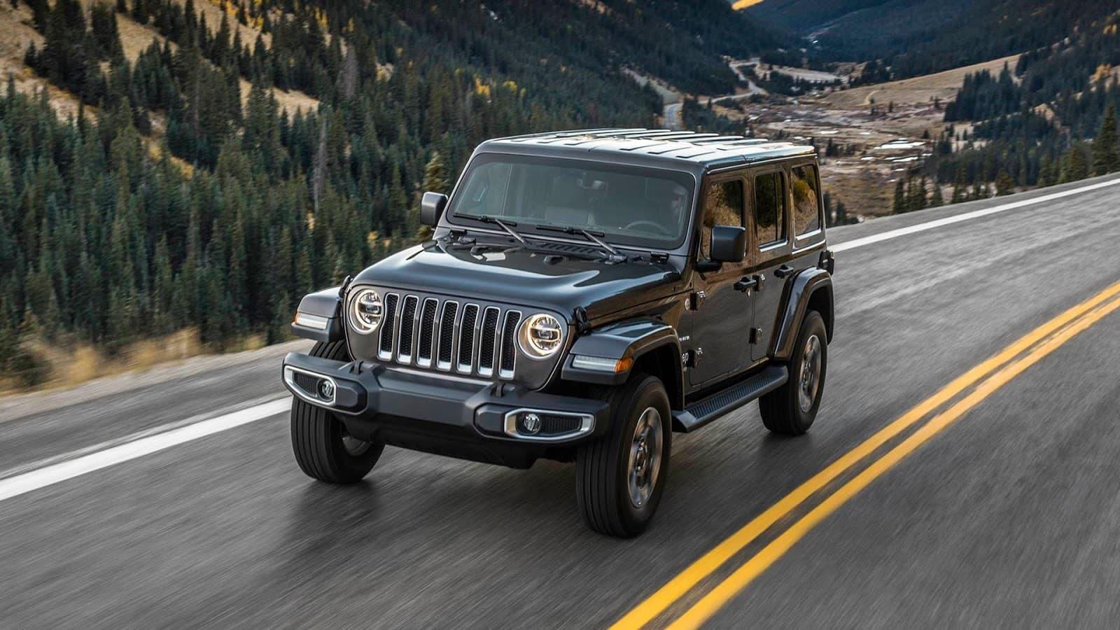 Jeep Wrangler Precios Noticias Prueba Ficha T 233 Cnica Y