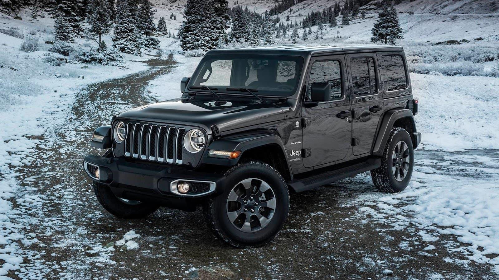 jeep wrangler precios noticias prueba ficha t cnica y fotos diariomotor. Black Bedroom Furniture Sets. Home Design Ideas