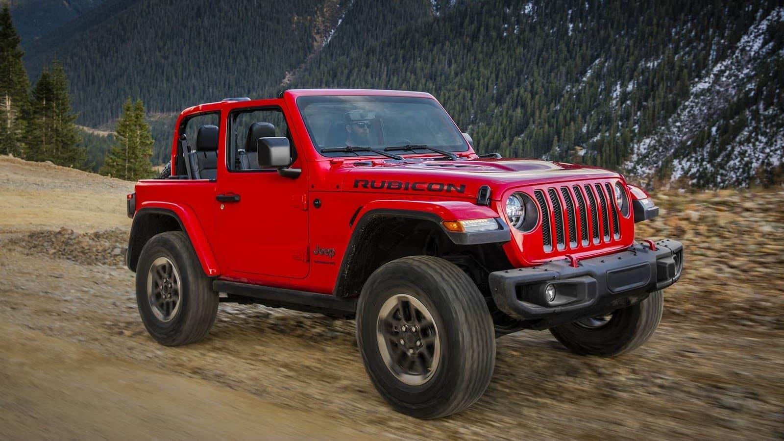 Jeep Wrangler: precios, noticias, prueba, ficha técnica y ...