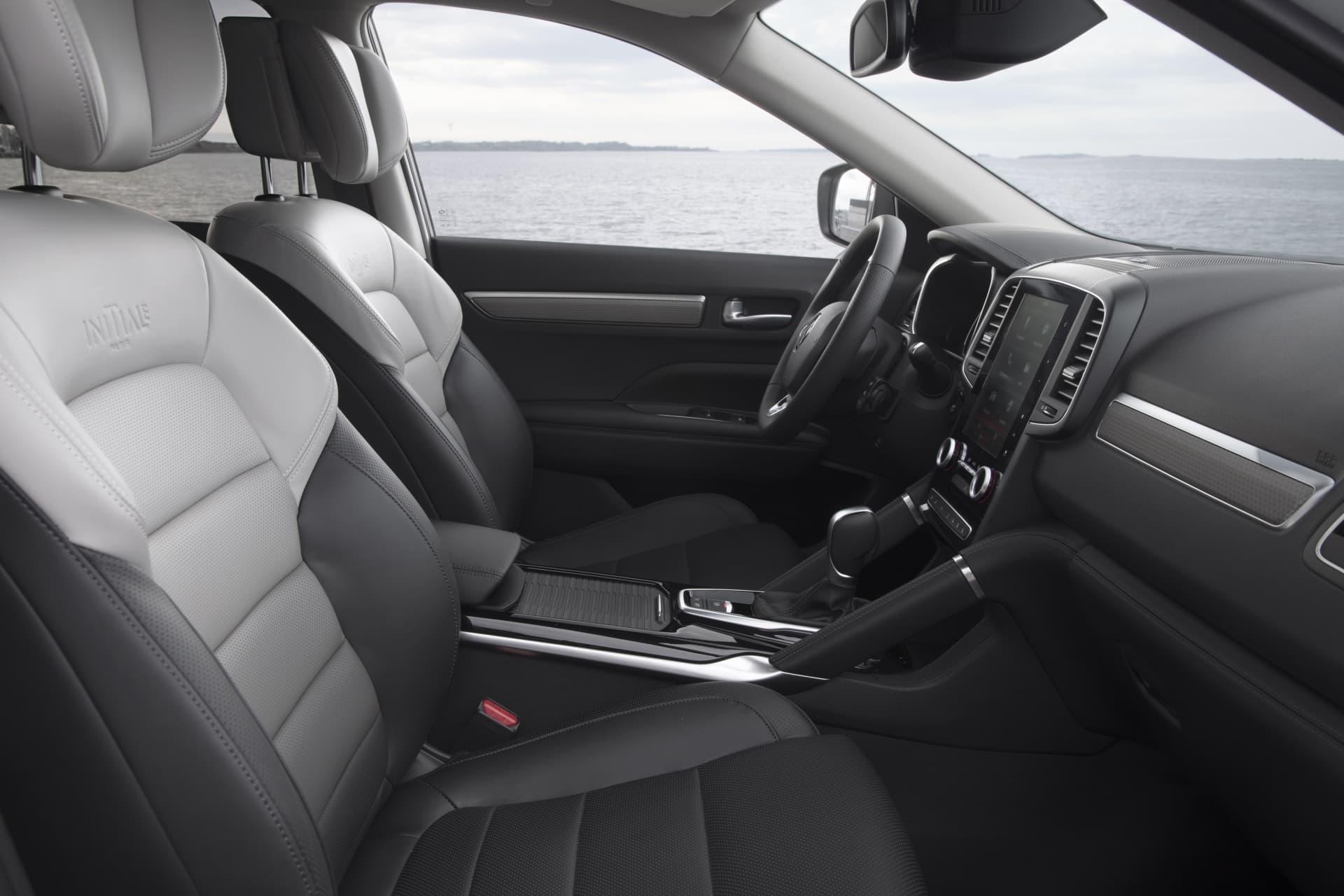as es el renault koleos initiale paris un coche muy bien equipado di sel autom tico y con. Black Bedroom Furniture Sets. Home Design Ideas