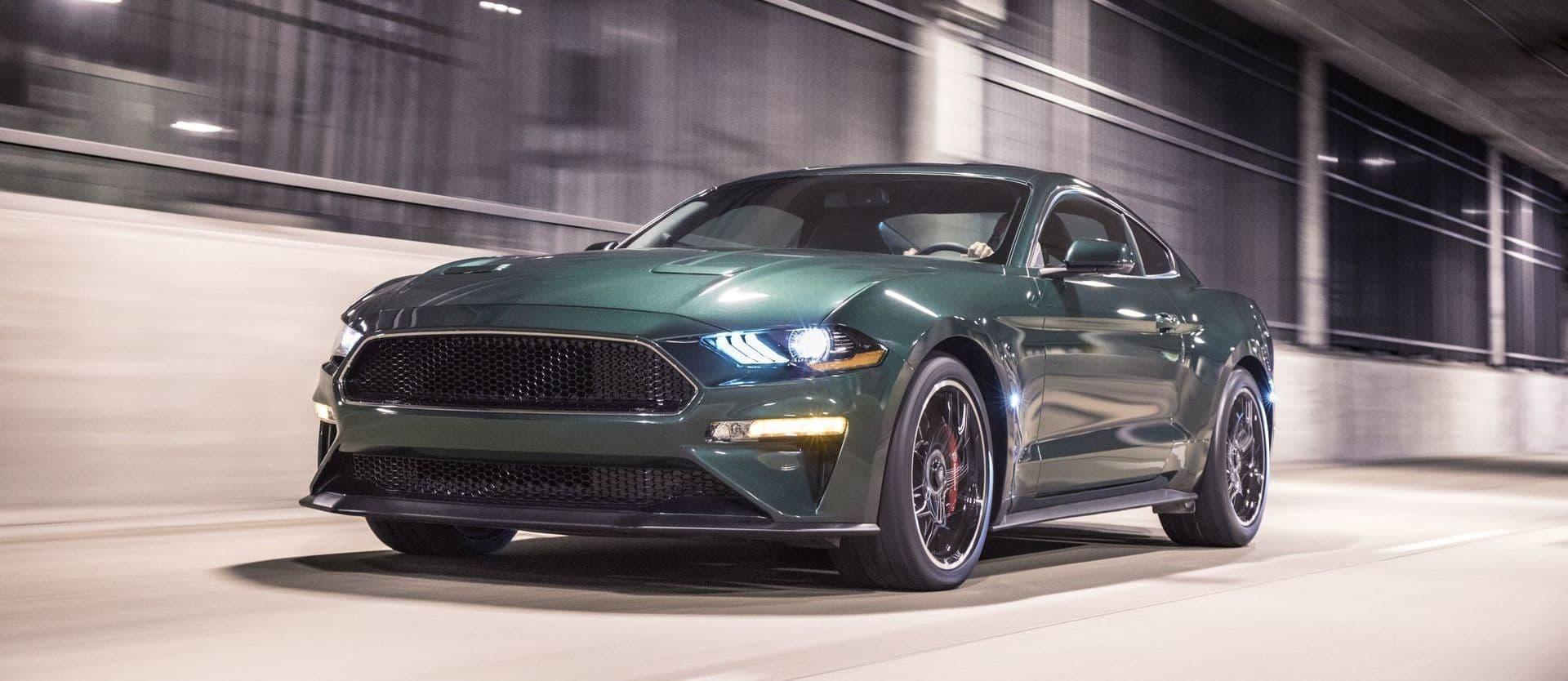 Vuelve el icónico Ford Mustang Bullitt, con 475 CV y homenaje a Steve McQueen de serie