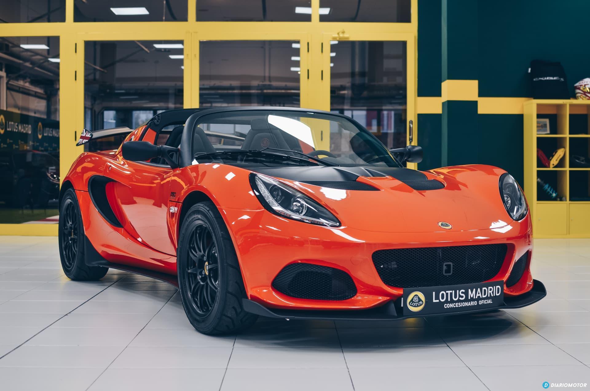 41e471737bd3 ¿Cuánto cuesta un Lotus en España  Estos son los precios del Lotus Elise
