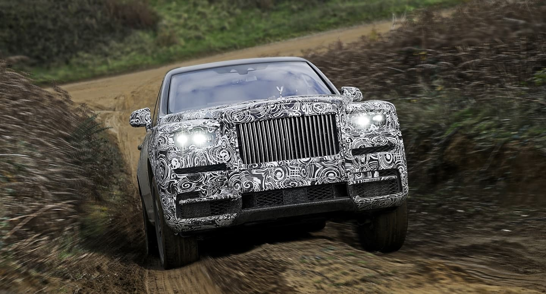 Rolls-Royce Cullinan: precios, noticias, prueba, ficha ...