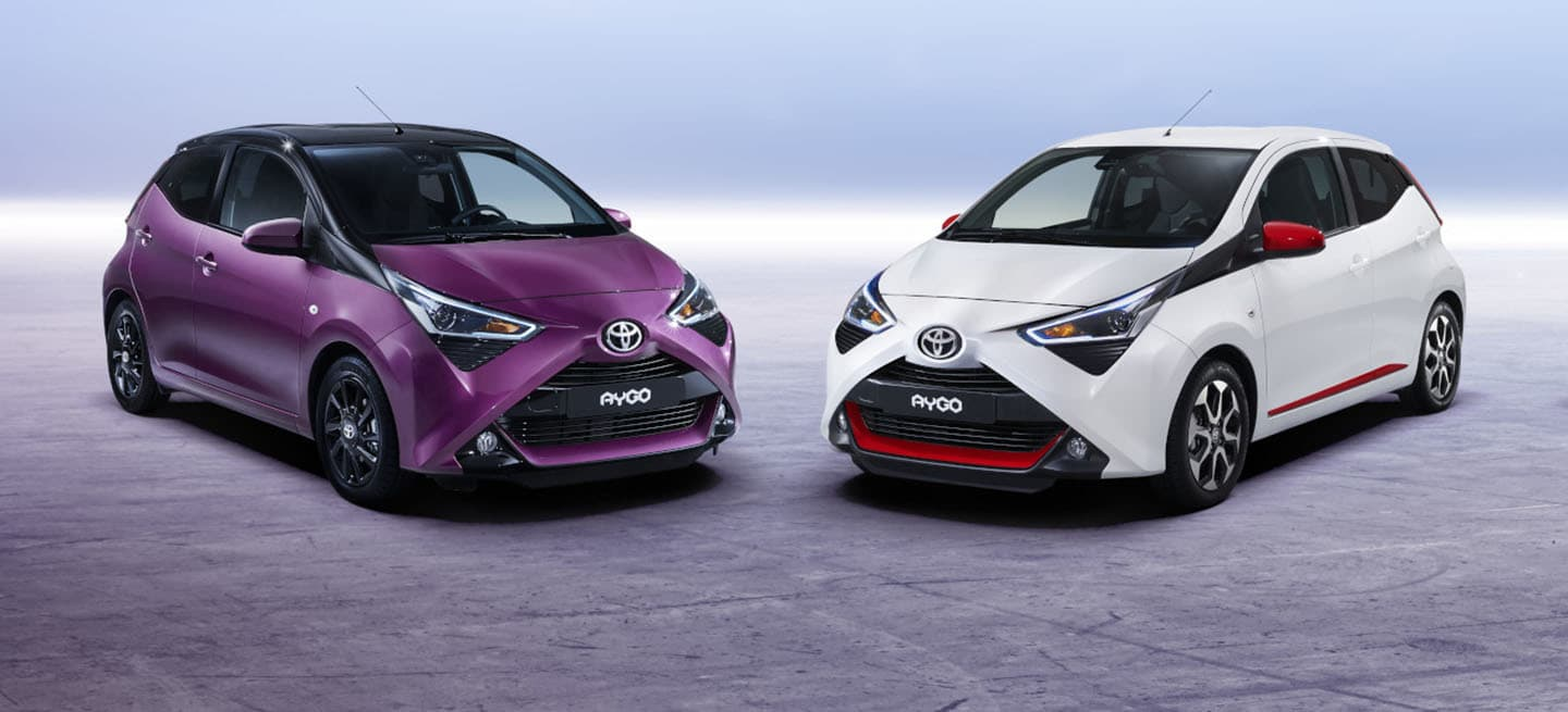 el toyota aygo acaba de renovar su imagen y promete m s. Black Bedroom Furniture Sets. Home Design Ideas