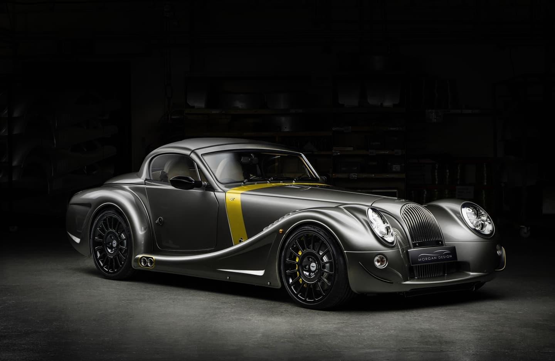 Morgan Aero GT: el último purista, con el último V8 atmosférico de BMW y para solo 8 afortunados