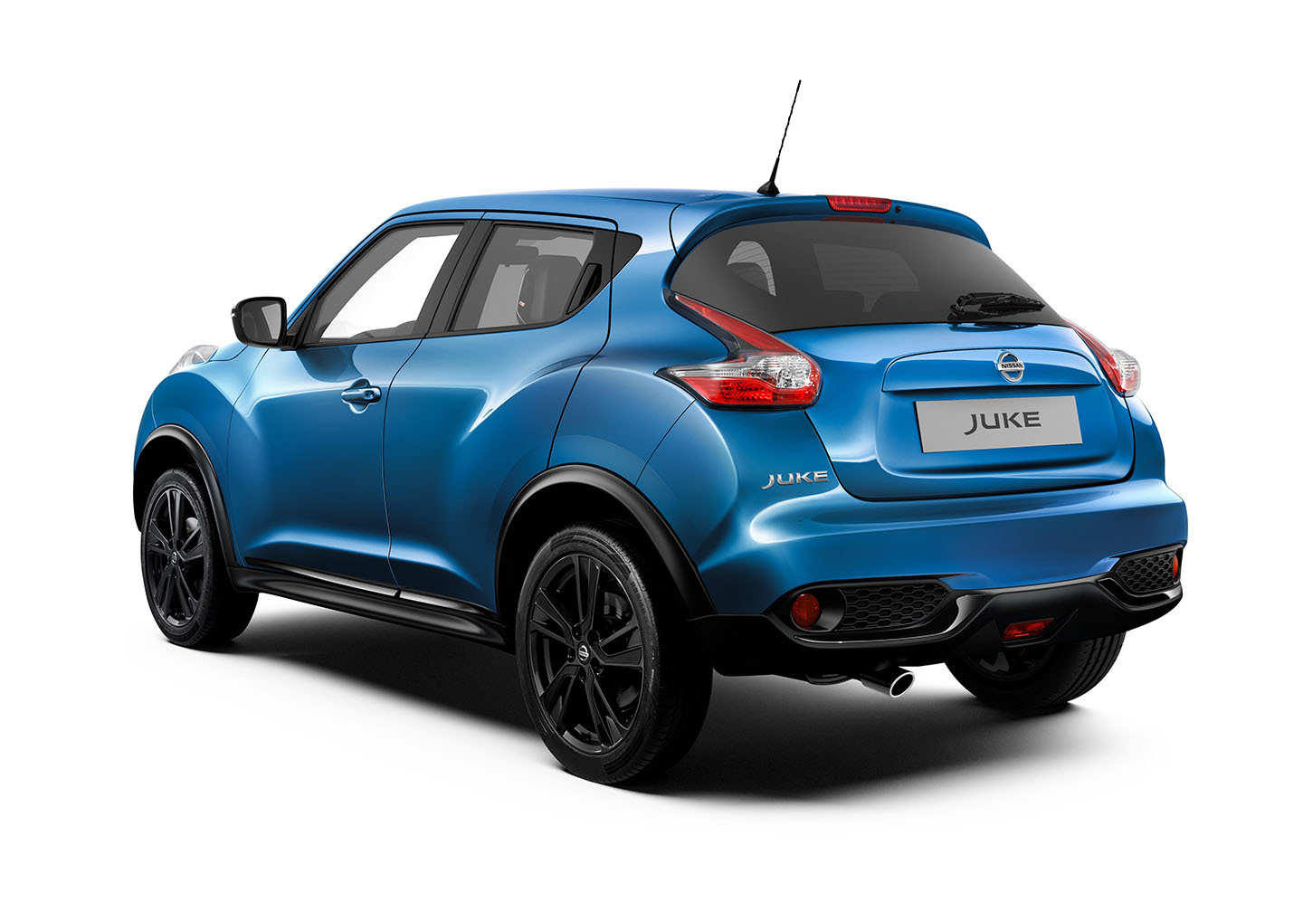 nissan actualiza con un toque de color a su nissan juke 2018 foto 3 de 12. Black Bedroom Furniture Sets. Home Design Ideas