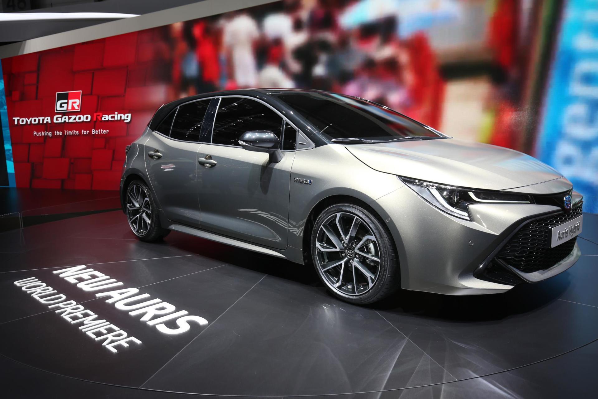 El Toyota C-HR marcó el camino, el nuevo Toyota Auris lo confirma ...