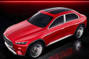 Vision Mercedes Maybach Ultimate Luxury, Auto China 2018 thumbnail