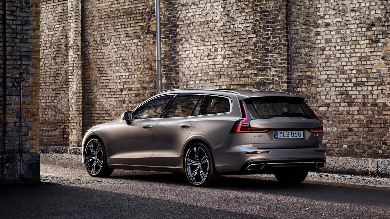 1187737 223573 New Volvo V60 Exterior