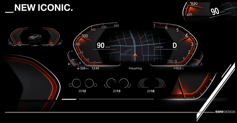 Bmw Cuadro Instrumentos Digital 0418 01