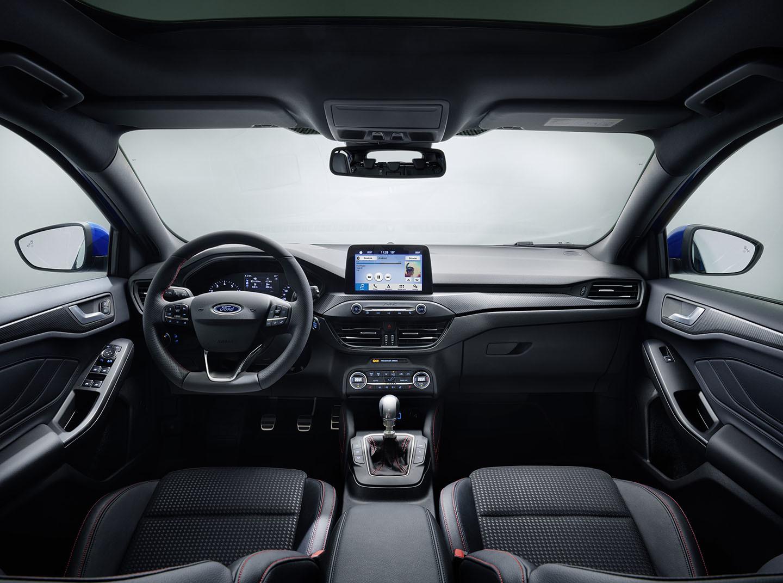 Ford Focus 2018 35