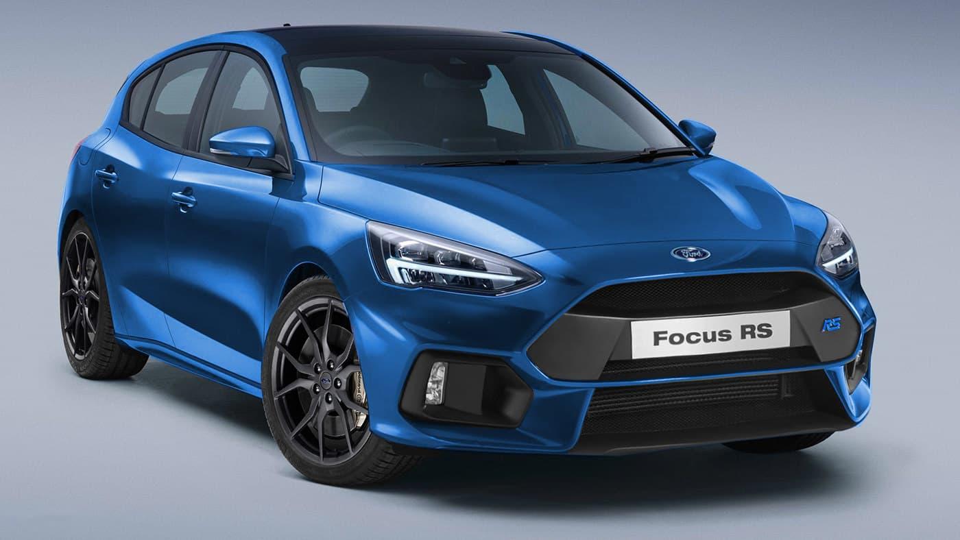 imaginando al nuevo ford focus rs con 400 cv y microh brido diariomotor. Black Bedroom Furniture Sets. Home Design Ideas