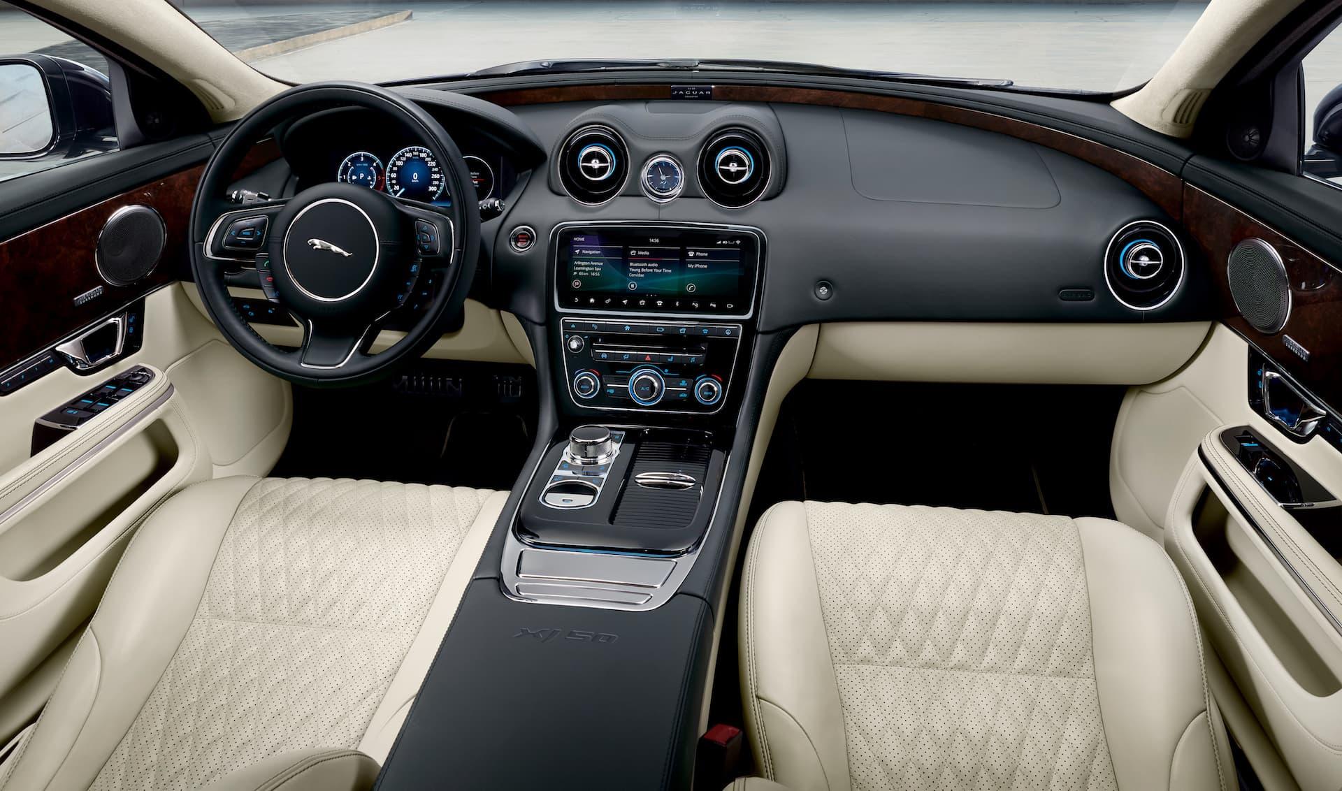 Jaguar Xj50 14