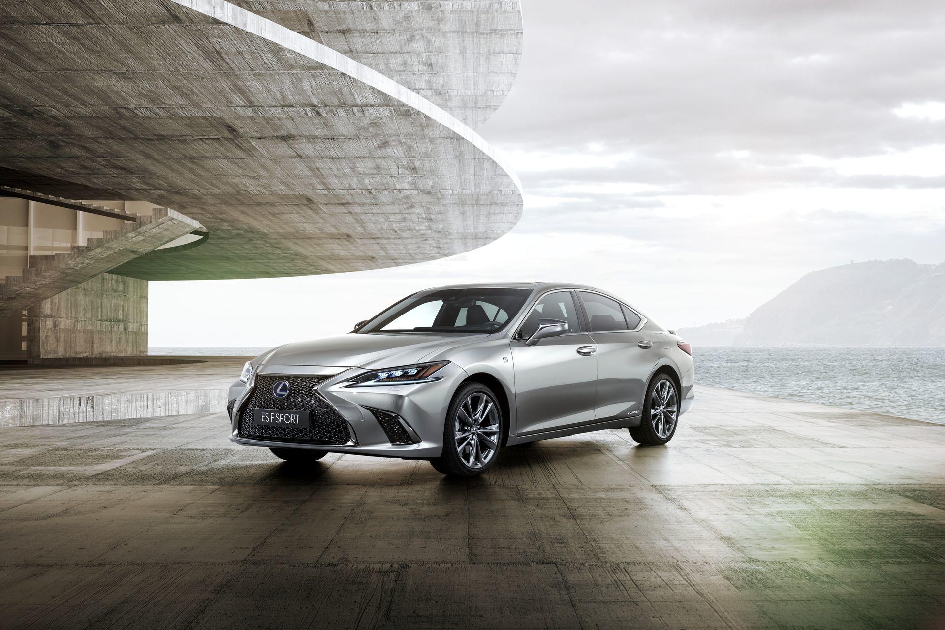 Lexus Es 2018 10