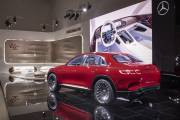 "Mercedes Benz Vernissage ""vision Mercedes Maybach Ultimate Luxury"" Am Vortag Der Auto China 2018 thumbnail"