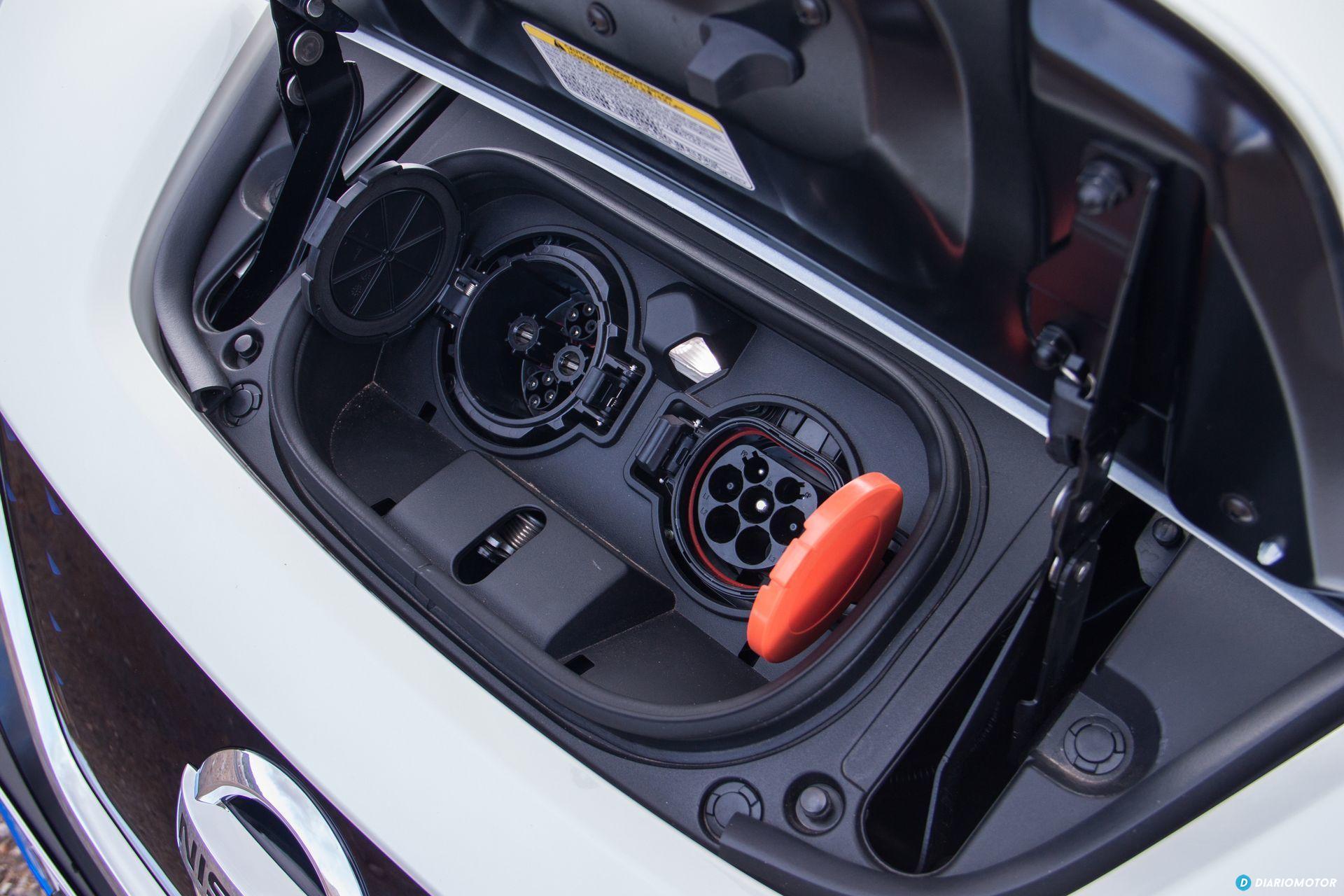 Prueba Nissan Leaf 2018 12