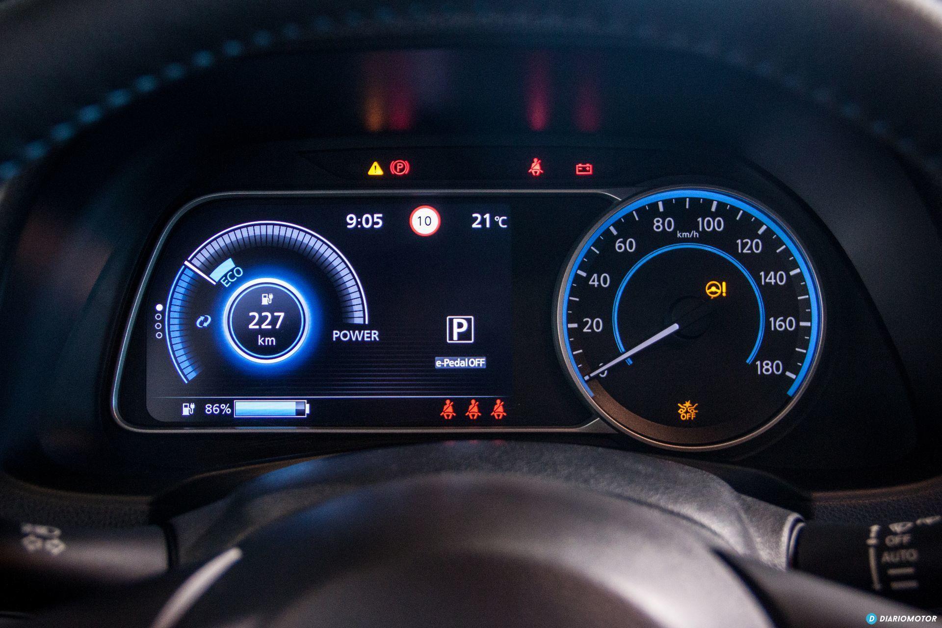 Prueba Nissan Leaf 2018 1