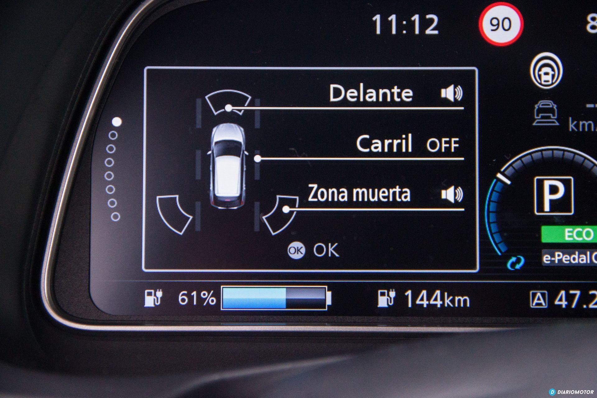 Prueba Nissan Leaf 2018 21