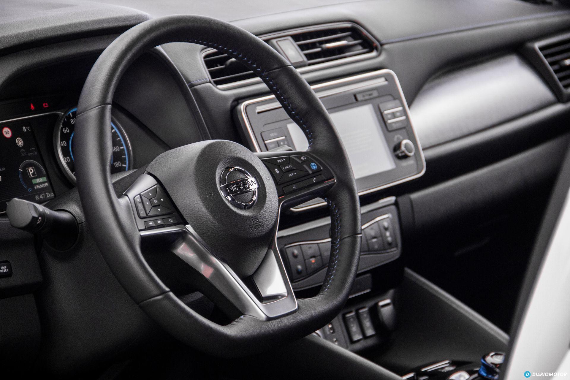 Prueba Nissan Leaf 2018 24