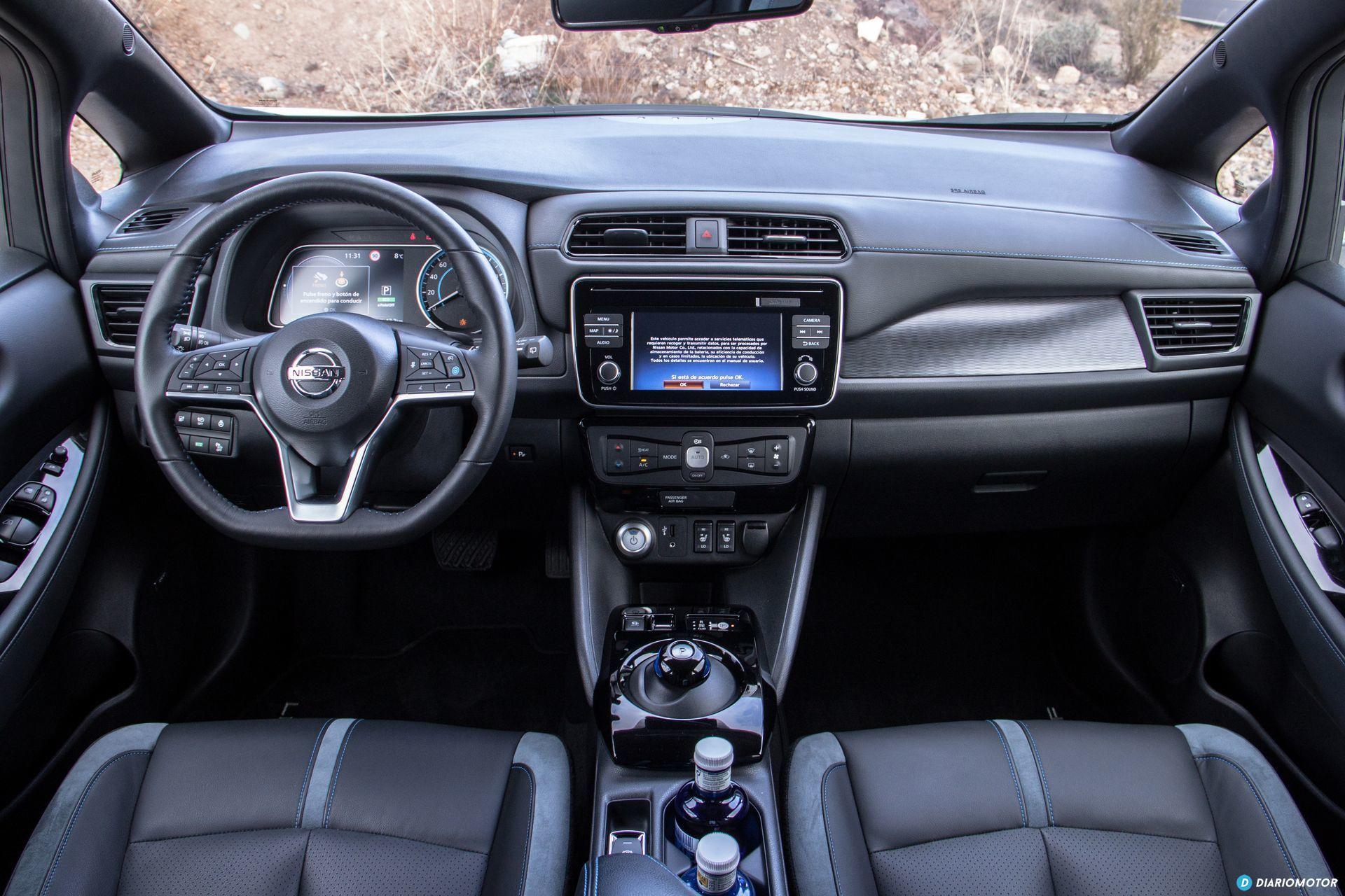 Prueba Nissan Leaf 2018 27