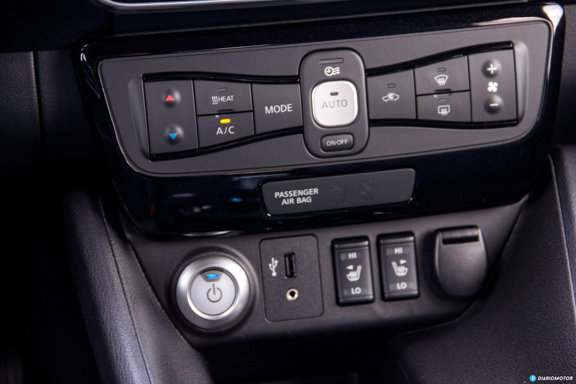 Prueba Nissan Leaf 2018 29