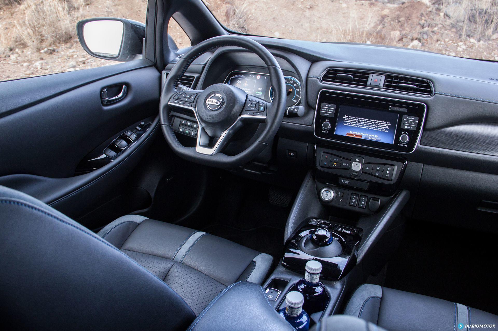 Prueba Nissan Leaf 2018 30