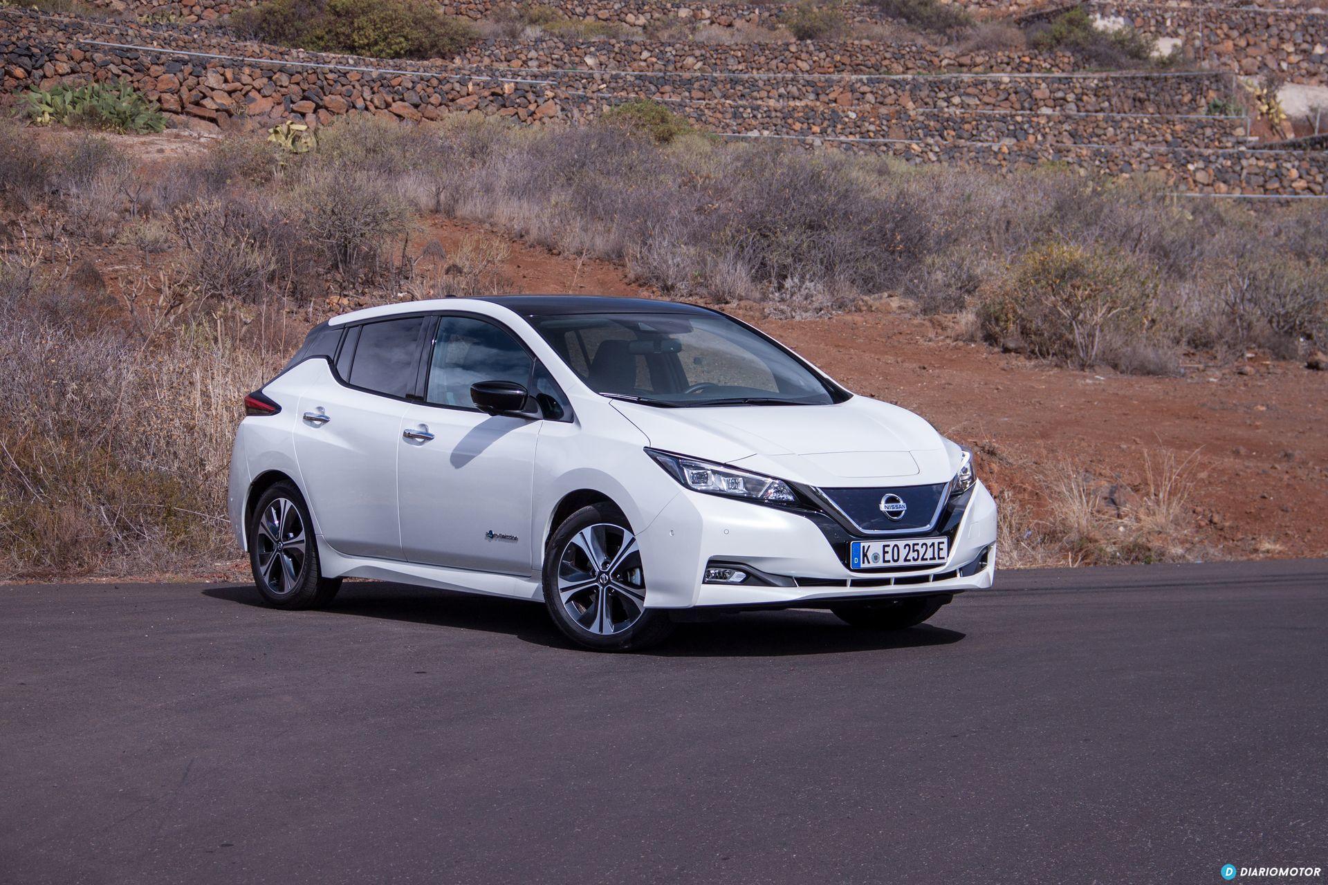 Prueba Nissan Leaf 2018 31