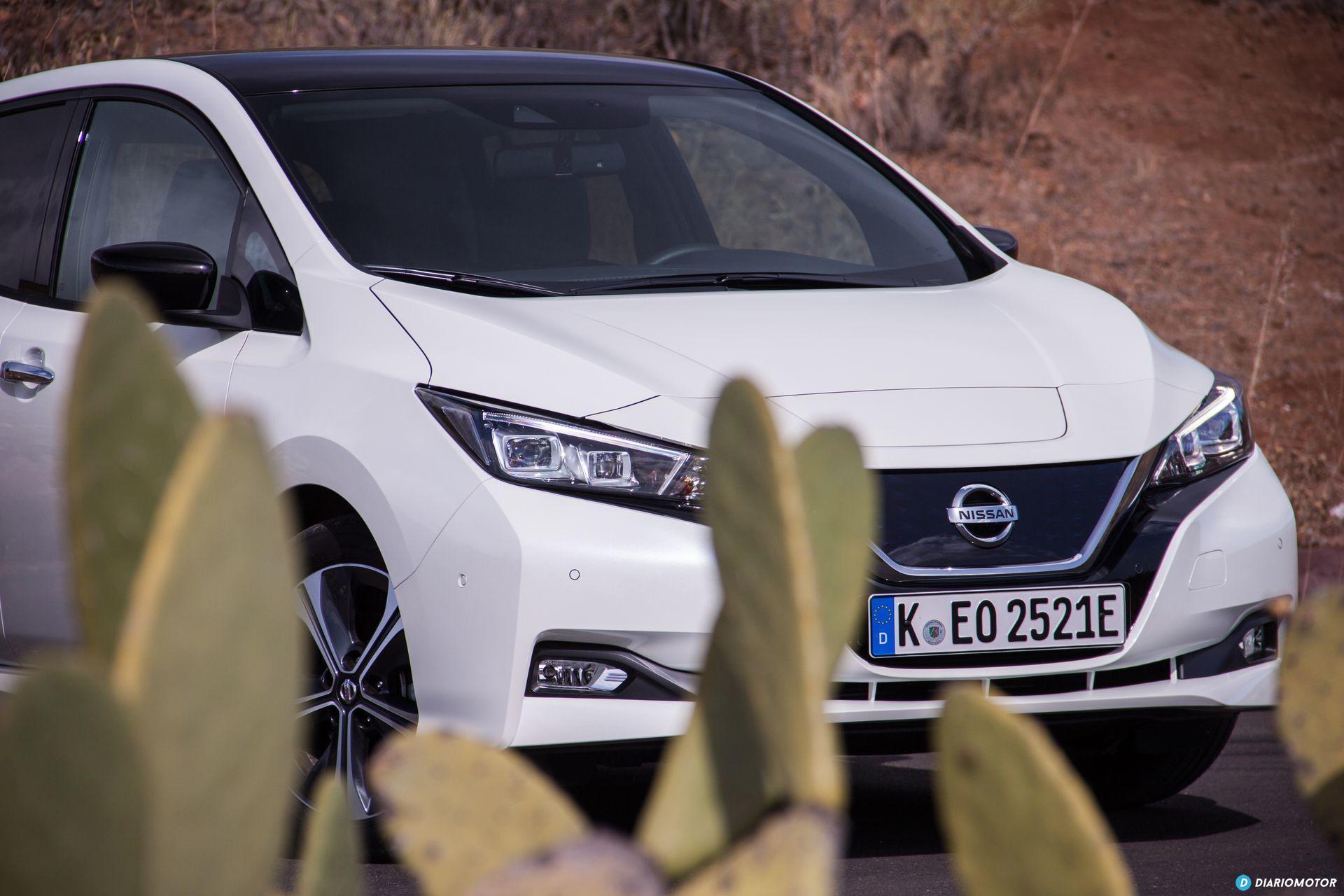 Prueba Nissan Leaf 2018 32