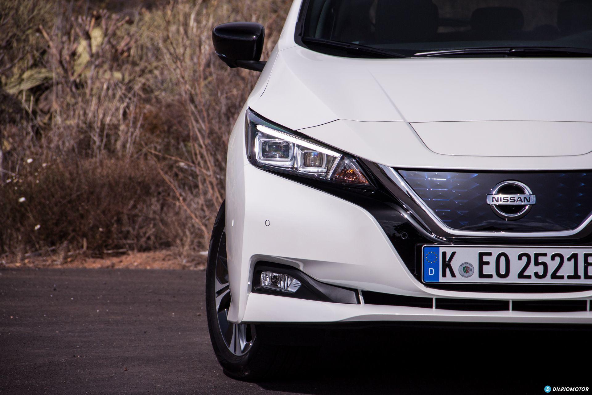 Prueba Nissan Leaf 2018 33