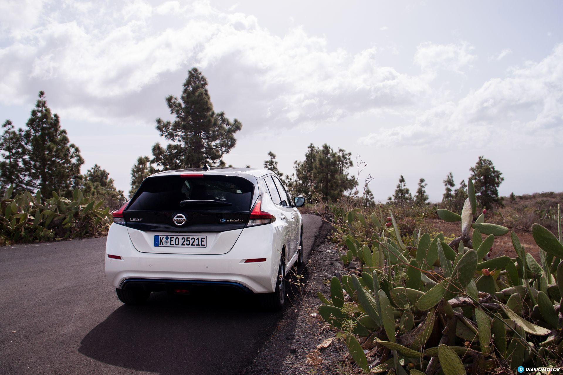 Prueba Nissan Leaf 2018 36