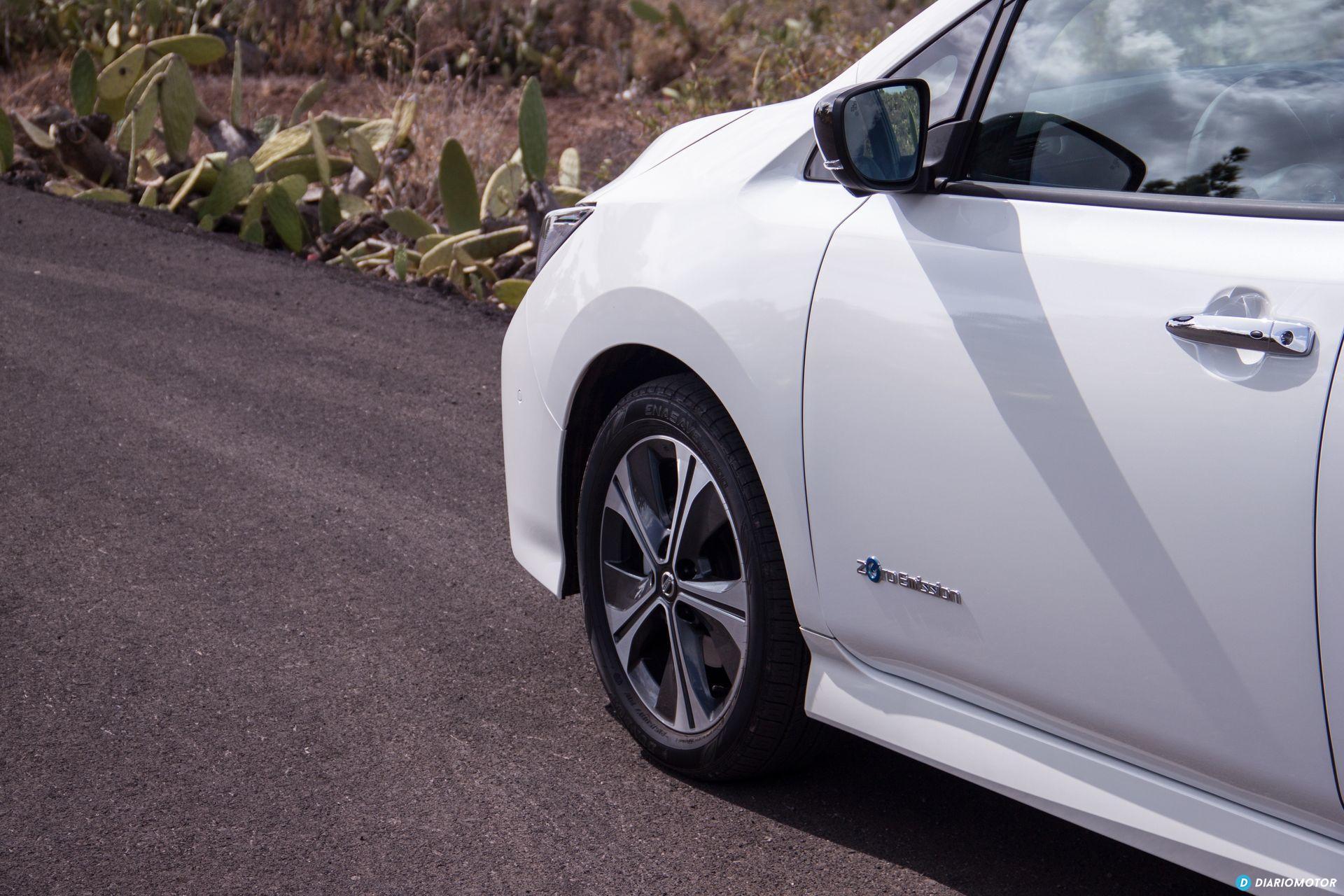 Prueba Nissan Leaf 2018 37